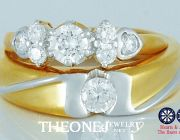 แหวนเพชรแท้ราคาถูก แหวนเพชรแต่งงาน แหวนหมั้นเพชร เน้นงานคุณภาพ ราคายุติธรรม