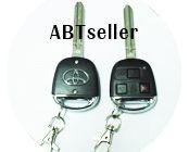 กุญแจรีโมท abtชุด upgrade abtอัพเกรดกันขโมย abtสัญญาณกันขโมยรถยนต์ abtกันขโม