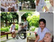 รับดูแลผู้สูงอายุ ดูแลผู้ป่วย ศูนย์ดูแลผู้สูงอายุ คนแก่ คนชรา ผู้ป่วยระยะพักฟื้น ให้อาหารทางสายยาง อัมพาต กายภาพบำบัด ที่พัก แผลก
