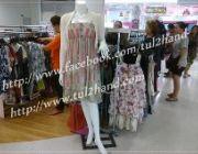 ร้านขายส่งเสื้อมือสองคัดได้ที่ใหญ่ที่สุดใน กทม.ราคาถูกสุดตัวละ10 บาท