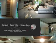 รับเขียนภาพ3D perspectiveและรับออกแบบตกแต่งภายใน Built in ราคาถูก