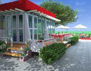 รับเขียนแบบ 3D บ้าน อาคาร ตัวอย่างสินค้า
