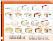 """""""นครโต๊ะ"""" ให้เช่าโต๊ะ เช่าโต๊ะจีน เช่าเก้าอี้ สินค้าสภาพดี พนักงานน่ารัก ^^ 0815629869"""