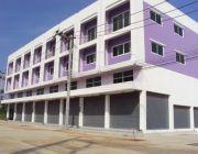 เปิดขาย อาคารพาณิชย์ 3ชั้นครึ่ง เนื้อที่ 16ตารางวา ย่านอุตสาหกรรม 4นิคม ใจกลางบ่