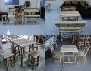 ขายโต๊ะไม้ราคาส่ง เราผลิตและจำหน่ายเอง