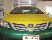 ขายดาวน์แท็กซี่ด่วน Toyota AltisCorolla รุ่น 1.6G A T