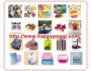 HappyPoggi ขายอุปกรณ์สุนัข, ผ้าชามัวร์, ที่รองเบาะรถ, กล่องใส่สุนัขและแมว
