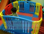 คอกกั้นเด็ก จากเกาหลี พลาสติกอย่างดี ราคาเพียง 3500 บาท 0850606180