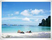 ทัวร์เกาะพีพีและเกาะไข่ โดยเรือสปีดโบ้ท ราคา 1500 บาท พิเศษสำหรับคนไทยเท่านั้น