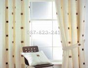 จำหน่ายผ้าม่าน ผ้าม่านราคาถูก 0878232411 รับติดตั้งผ้าม่านทุกชนิด ผ้าม่านม้วน