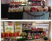 เซ้งกิจการร้าน ขายผลไม้ ทำเลดีหน้าตลาดอยู่หัวมุมติดถนน ตลาดมาเก็ตทูเดย์ ซอยวิภาว