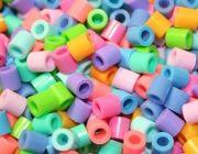 ขายปลีก-ส่ง Pixel Beads ลูกปัดรีดร้อน สำหรับทำPixel Art   ถนอมสายชาร์ต ราคาถูกที