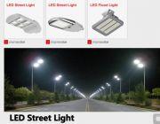 AEG โคมไฟถนน LED ใช้พลังงานแสงอาทิตย์ ประหยัดพลังงานสูงสุด 80%