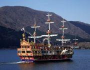 ทัวร์ ญี่ปุ่น โอซาก้า เกียวโต วัดคิโยมิสึ ฮาโกเน่ ล่องเรือทะเลสาบอาชิ 6 วัน TG