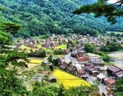 ทัวร์ญี่ปุ่นทาคายาม่า 25-30 กรกฎาคม 2557 ชิราคาวาโกะ โตเกียวฟุจิ 6 วัน