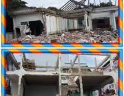 ซื้อโรงงานเก่า รื้อโกดัง รับซื้อโครงสร้างเหล็ก 0946480678   ทุบพื้นโรงงาน