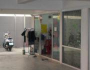 พื้นที่ให้เช่า ทำ ร้านซักอบรีด อยู่ใต้หอพัก The Prize มี 2 อาคาร 240 ห้อง ลูกค้า