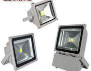 โคมไฟ Spotlight Floodlight LED 30W  50W  100W  150W  200W 240W ให้แสงสว่างพร้อมป