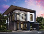 แบบบ้านสองชั้น Modern Style พื้นที่ 150 ตรม 2 ห้องนอน 2 ห้องน้ำ บ้านพักอาศัยสอง
