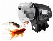 เครื่องให้อาหารปลาอัตโนมัติ ราคาถูก ปรับขนาดการให้อาหารได้