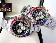 พร้อมส่ง มาใหม่ค่ะ นาฬิกาข้อมือ Rolex Daytona ขนาด 40 mm.   ขนาด 35 mm. เกรดงาน