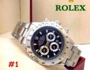 พร้อมส่ง นาฬิกาข้อมือ Rolex Daytona ขนาด 42 mm. มีวันที่ สายสแตนเลส เกรดงานพรี