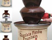 เครื่องทำช็อกโกแลต ฟองดูแบบฝรั่งเศส  Chocolate Fondue  ขนาดกลาง