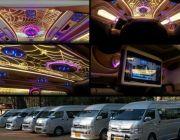น้องนายทัวร์ รถตู้เช่าพิษณุโลก บริการให้เช่ารถตู้ รถตู้นำเทียวทั่วไทย