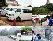 เที่ยวภาคเหนือ เช่ารถตู้พร้อมคนขับ ราคาถูก บริการดี สุภาพ รถแบบ VIP D4D