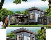 ขายแบบบ้านสวยๆ สไตล์โมเดิร์นแบบรีสอร์ทแบบทาวน์เฮ้าส์ แบบอพาร์ทเม้นท์ แบบอาคารพ