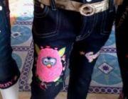 ขายส่งกางเกงยีนส์เด็กชาย กางเกงยีนส์เด็กหญิง ราคาถูก