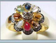 รับสั่งทำแหวนนพเก้าหลากหลายรูปแบบ รับจัดเซ็ตพลอยนพเก้าเสริมบารมี รวย ๆ เฮง ๆ