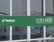 ประตูบานเลื่อนอัตโนมัติ TRONCO มาตรฐาน ISO 9001:2000