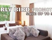 Early bird promotion Hotel M Chiang Mai
