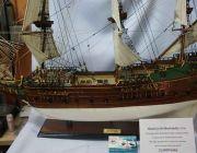 เรือจำลอง Batavia Duyfken Golden Hind Nina Junk