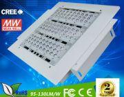 โคมไฟ LED Canopy Light 90-180W สำหรับใช้ในปั๊มน้ำมัน