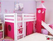 เตียงสไลเดอร์ Isabella Play สินค้านี้สามารถประกอบเองได้