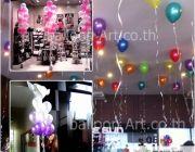 ร้านลูกโป่ง Balloon Art สาขา เซ็นทรัลปิ่นเกล้า บริการรับจัดช่อลูกโป่งลูกโป่งอั
