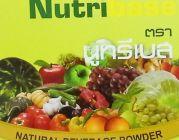ไฟเบอร์นูทรีเบส Nutribase ผลิตภัณฑ์ ดีท๊อกซ์ DETOX ล้างลำไส้ ผลลัพธิ์เกินขาด