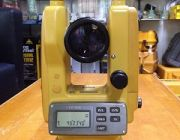 กล้องวัดมุม TOPCON DT-10S มือสอง นำเข้าจากญี่ปุ่น