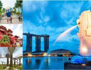 SINGAPORE 3 DAYS