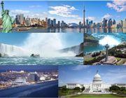 แคนาดา อเมริกา โตรอนโต ไนแอการ่า นิวยอร์ก แอตแลนด์ติก ซิตี้ วอชิงตัน ดี.ซี. 11