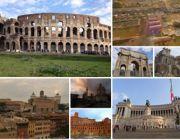 Buffet Italy Rome 6D QR