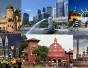 มาเลเซีย – สิงคโปร์ 4วัน 3คืน โดยสายการบินไทย