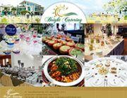 Bright Catering รับจัดเลี้ยงนอกสถานที่ บุฟเฟต์ ค็อกเทล คอฟฟี่เบรก อีเวนท์ ด้วยคุ