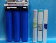 เครื่องกรองน้ำ RO 300 GPD สินค้านำเข้าจากไต้หวันไส้กรองผ่านมาตรฐาน NSF