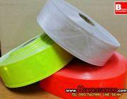 แถบสะท้อนแสง PVC เทปสะท้อนแสง PVC แถบสะท้อนแสงติดเสื้อ คุณภาพดี ราคาถูก