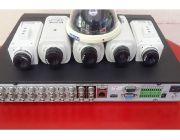 กล้องวงจรปิดสภาพมือสองพร้อมใช้งาน กล้อง Fujiko 500TVL ราคา 6000.-