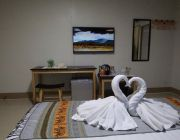 CK2 HotelCK Mansion มีบริการห้องพักแบบรายวัน และรายเดือน พร้อมเครื่องใช้ภายในห