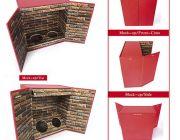 รับทำ Mock-up Packaging รับออกแบบและผลิต T. 097 196 5362